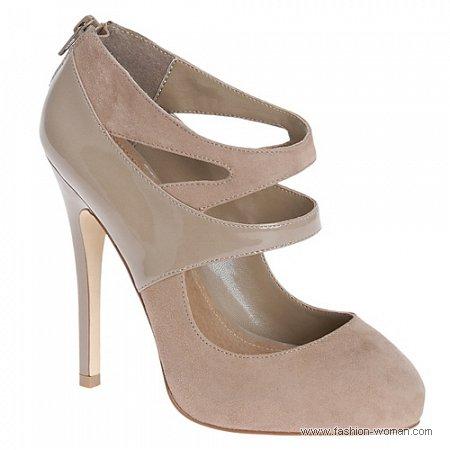 модные замшевые туфли от ALDO
