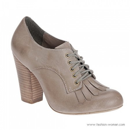 осенняя обувь от ALDO