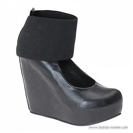 Туфли на платформе от Алдо