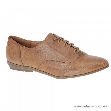 туфли на шнуровке от  ALDO осень-зима 2010-2011