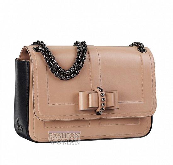 модные сумки Christian Louboutin