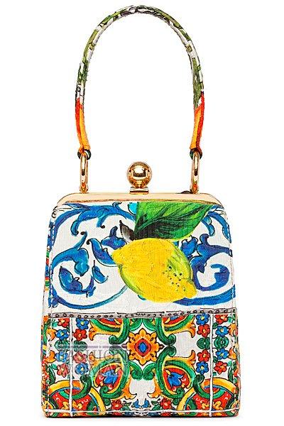 сумки Dolce & Gabbana осень 2014