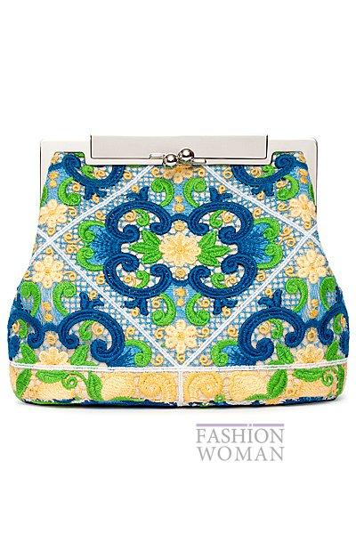 Dolce & Gabbana Pre-Fall 2014 фото