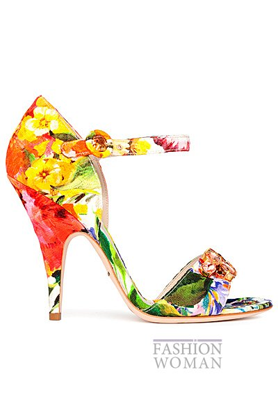 обквь Dolce & Gabbana Pre-Fall 2014