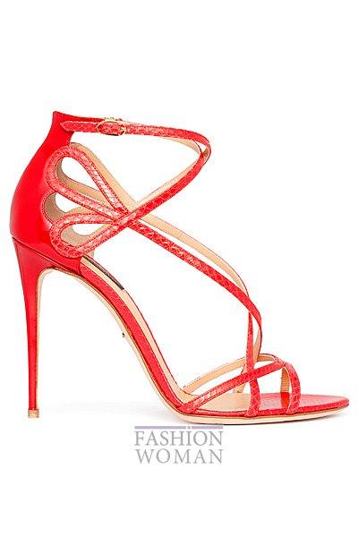 обувь Dolce & Gabbana осень 2014