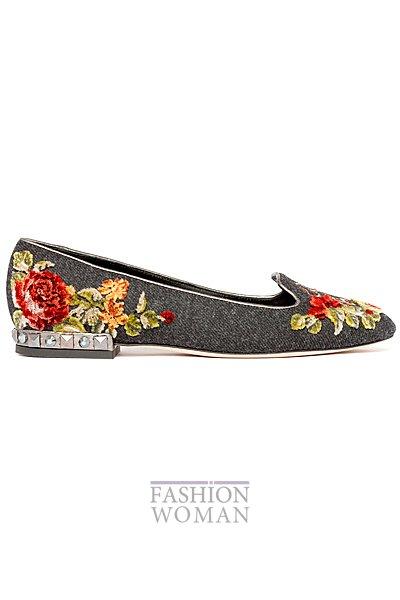 слиперы  Dolce & Gabbana