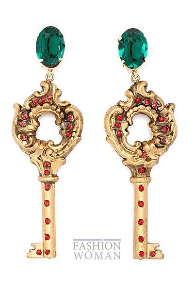 украшения  Dolce & Gabbana фото