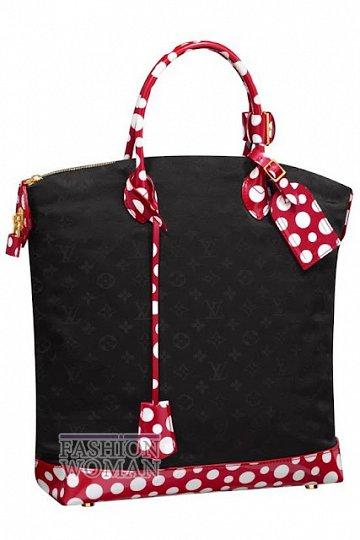 Аксессуары художницы Yayoi Kusama для Louis Vuitton фото №12