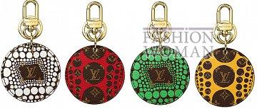 Аксессуары художницы Yayoi Kusama для Louis Vuitton фото №8