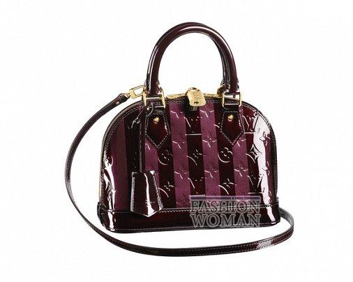 Лаковая сумка Louis Vuitton