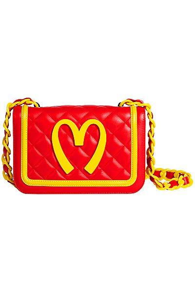 сумки Moschino осень-зима 2014-2015