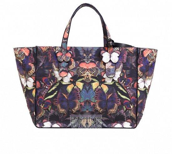 сумки Валентино осень 2014