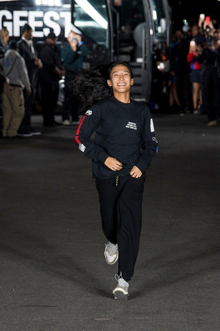 Alexander Wang весна-лето 2018 фото №33