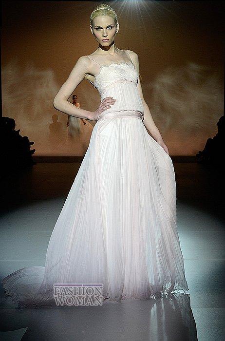 Андрей Пежич в свадебном платье