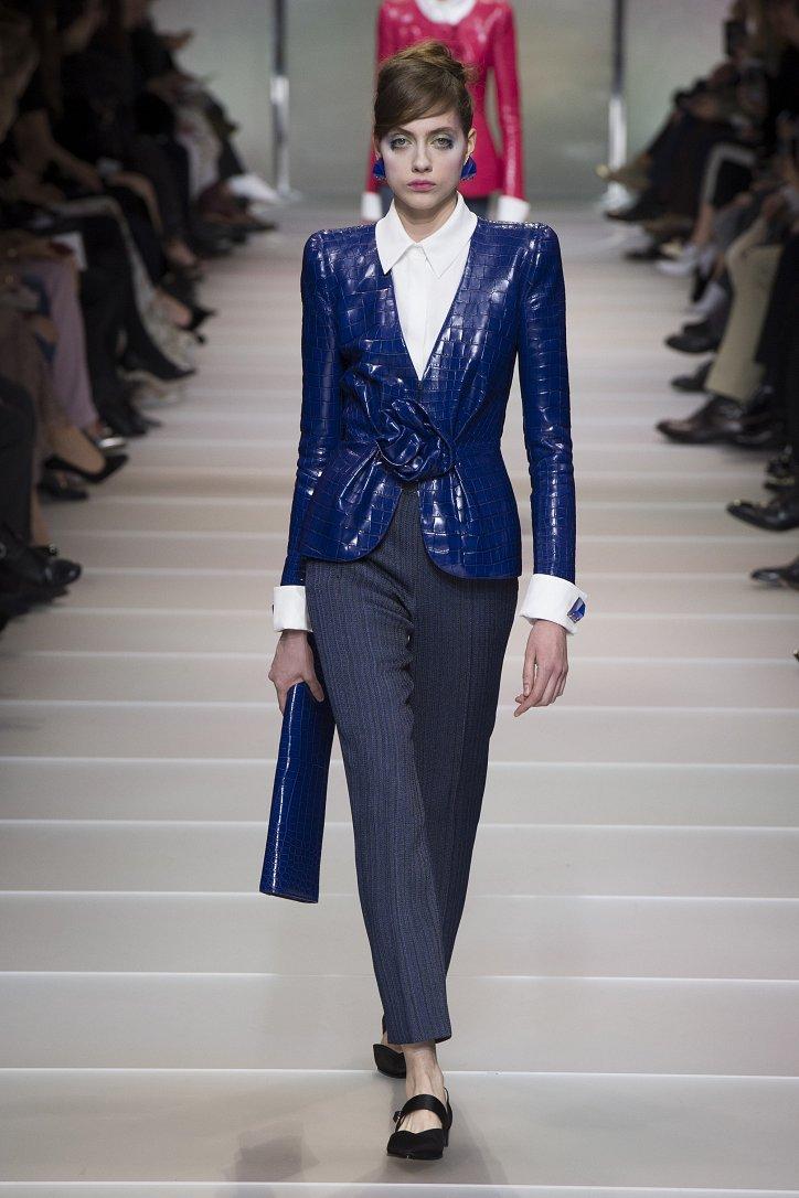Armani Privé Haute Couture весна-лето 2018 фото №7