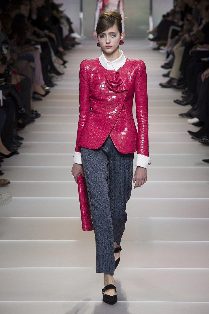 Armani Privé Haute Couture весна-лето 2018 фото №8