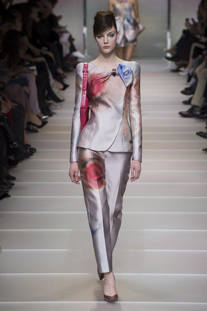 Armani Privé Haute Couture весна-лето 2018 фото №9
