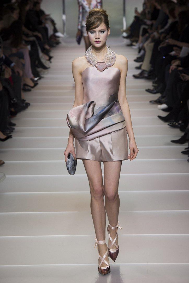 Armani Privé Haute Couture весна-лето 2018 фото №11