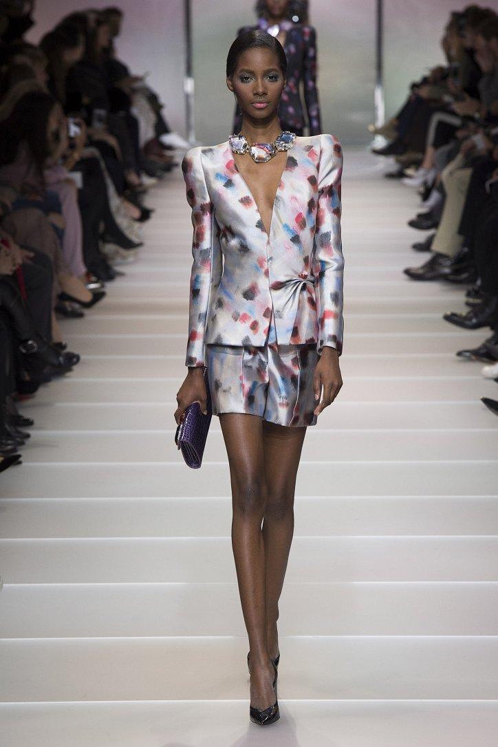 Armani Privé Haute Couture весна-лето 2018 фото №12