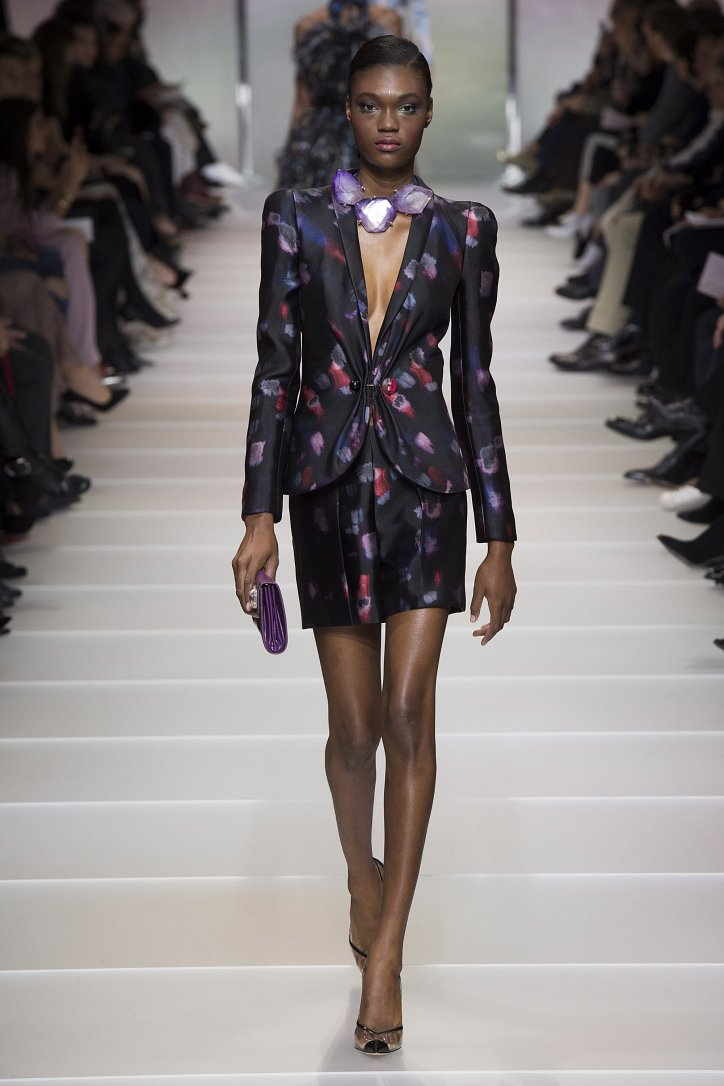Armani Privé Haute Couture весна-лето 2018 фото №13