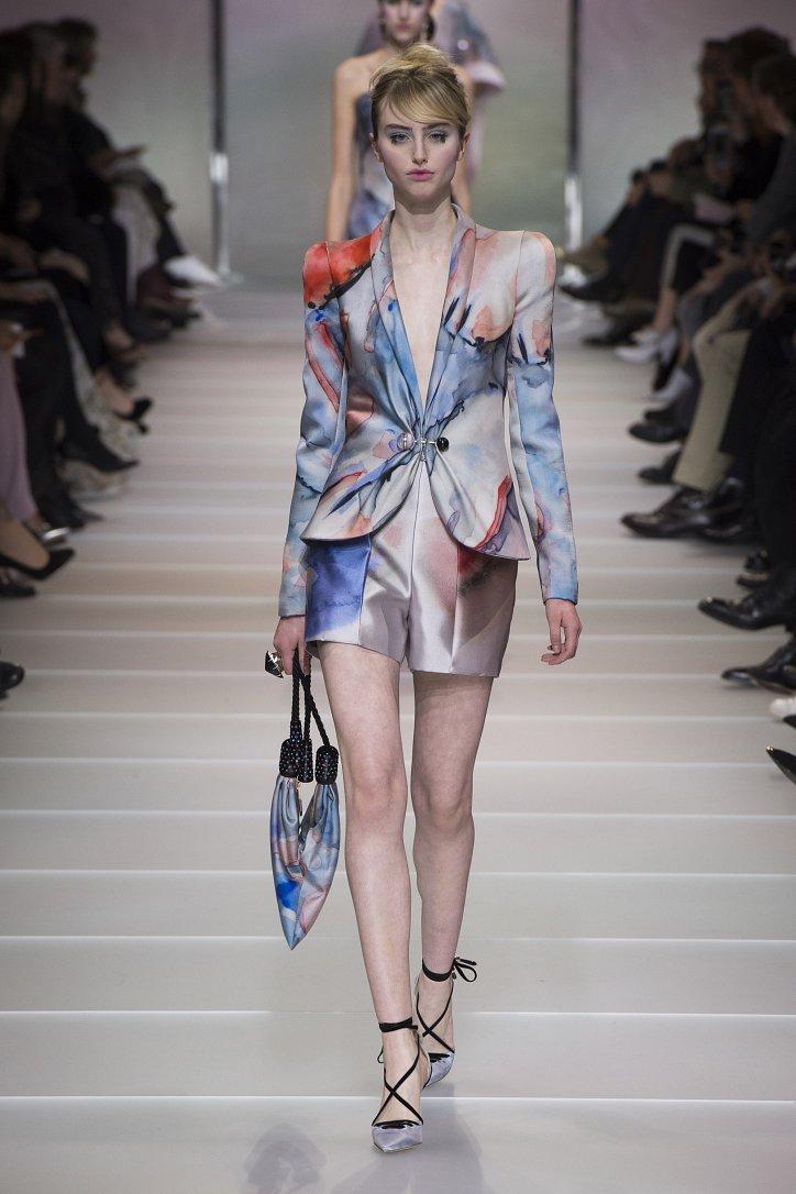 Armani Privé Haute Couture весна-лето 2018 фото №15