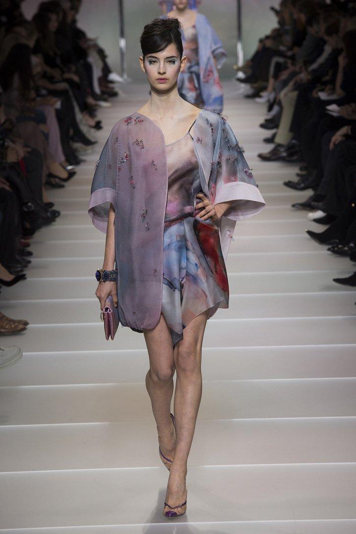 Armani Privé Haute Couture весна-лето 2018 фото №17