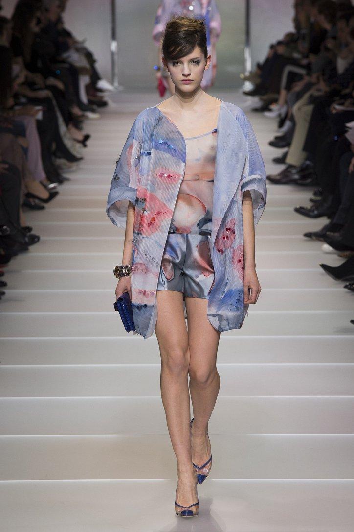 Armani Privé Haute Couture весна-лето 2018 фото №18