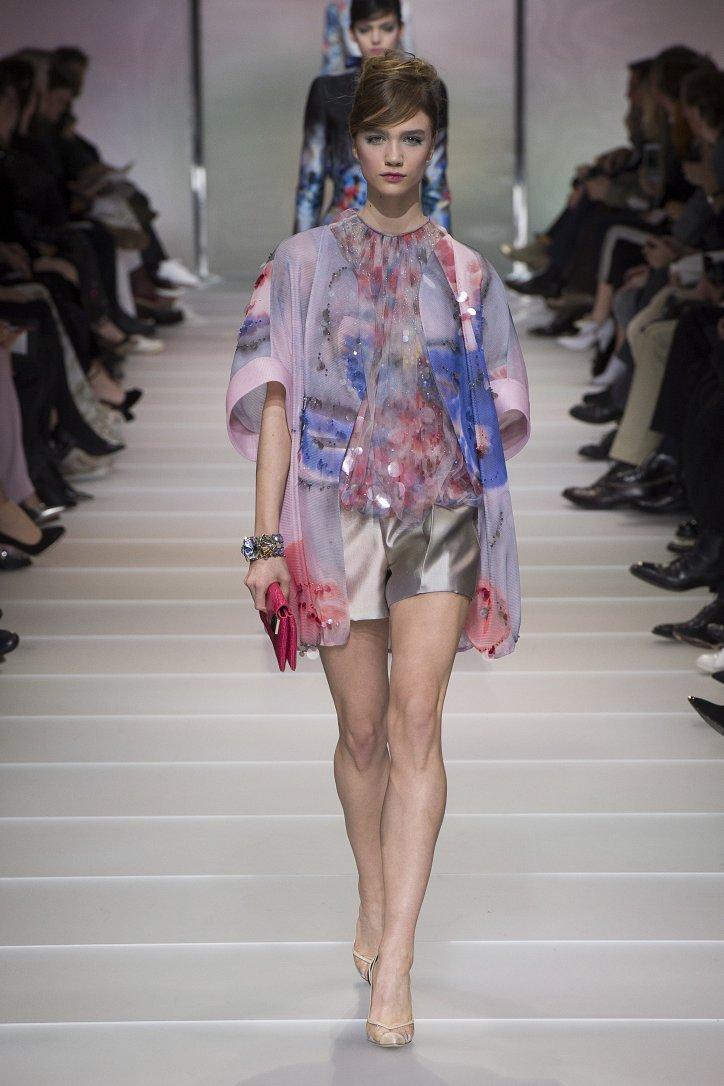 Armani Privé Haute Couture весна-лето 2018 фото №19
