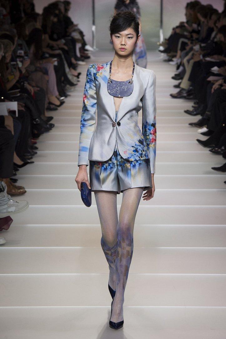 Armani Privé Haute Couture весна-лето 2018 фото №21