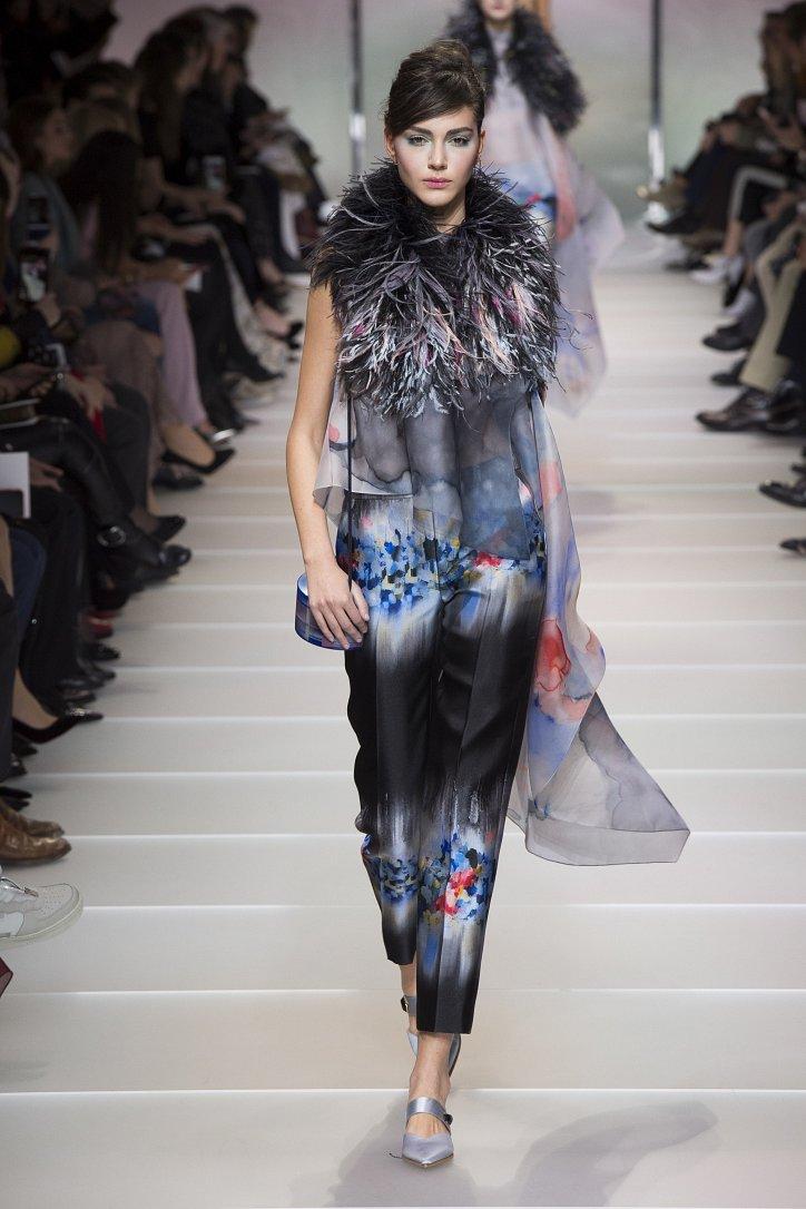 Armani Privé Haute Couture весна-лето 2018 фото №22
