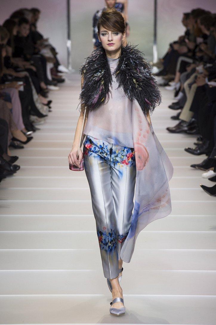 Armani Privé Haute Couture весна-лето 2018 фото №23