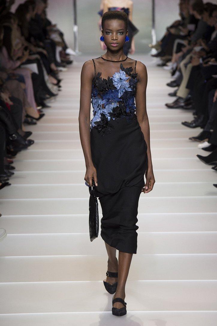 Armani Privé Haute Couture весна-лето 2018 фото №28