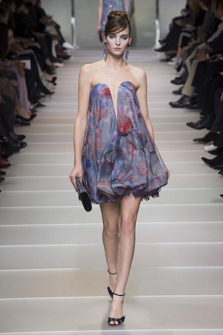 Armani Privé Haute Couture весна-лето 2018 фото №35
