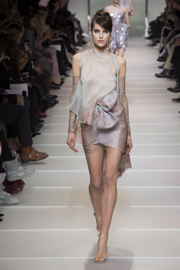Armani Privé Haute Couture весна-лето 2018 фото №39