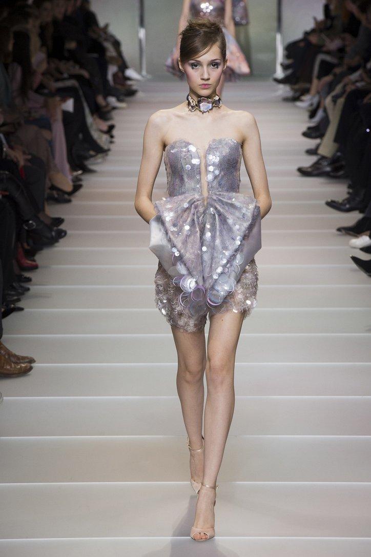 Armani Privé Haute Couture весна-лето 2018 фото №40