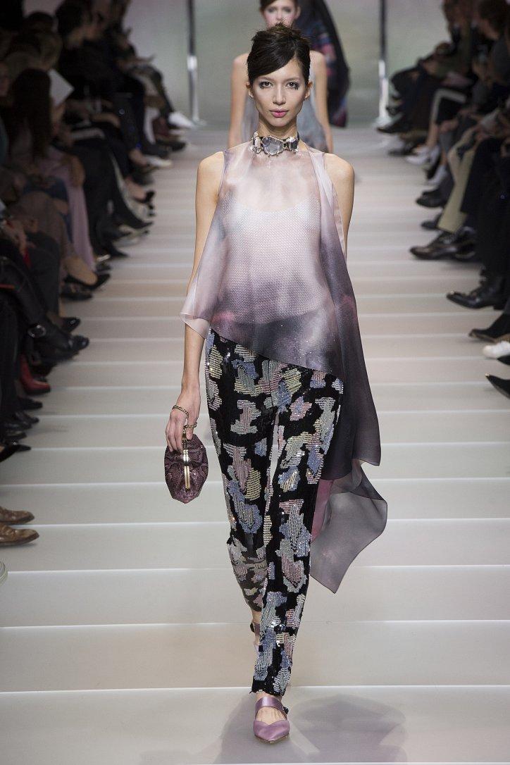 Armani Privé Haute Couture весна-лето 2018 фото №45