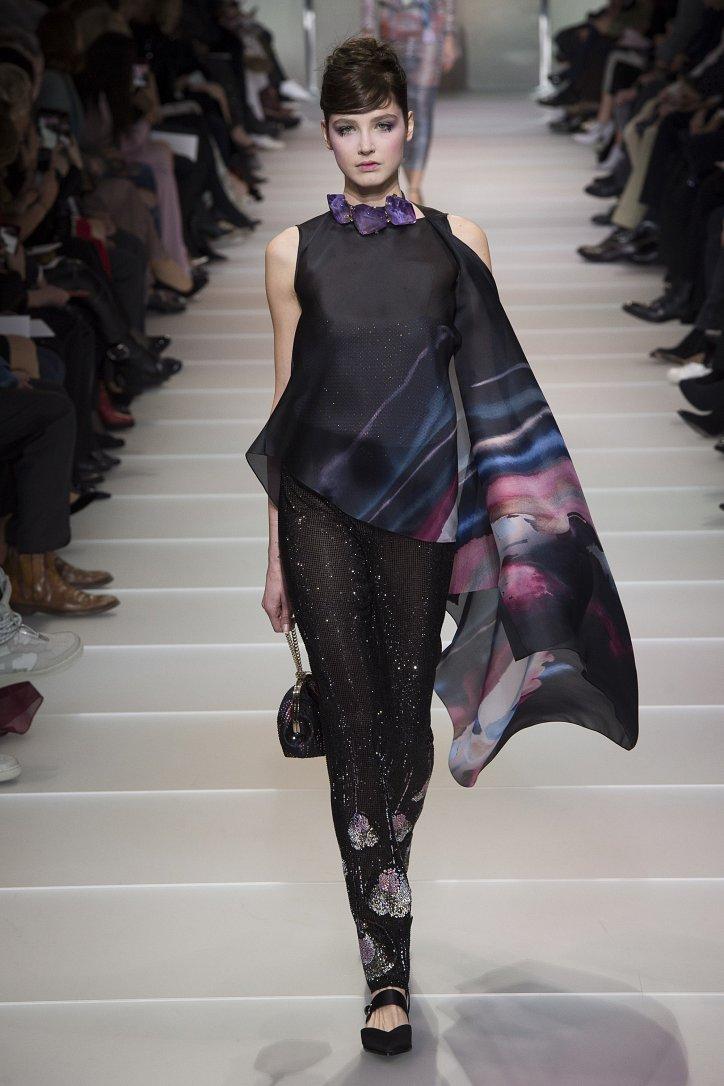 Armani Privé Haute Couture весна-лето 2018 фото №47