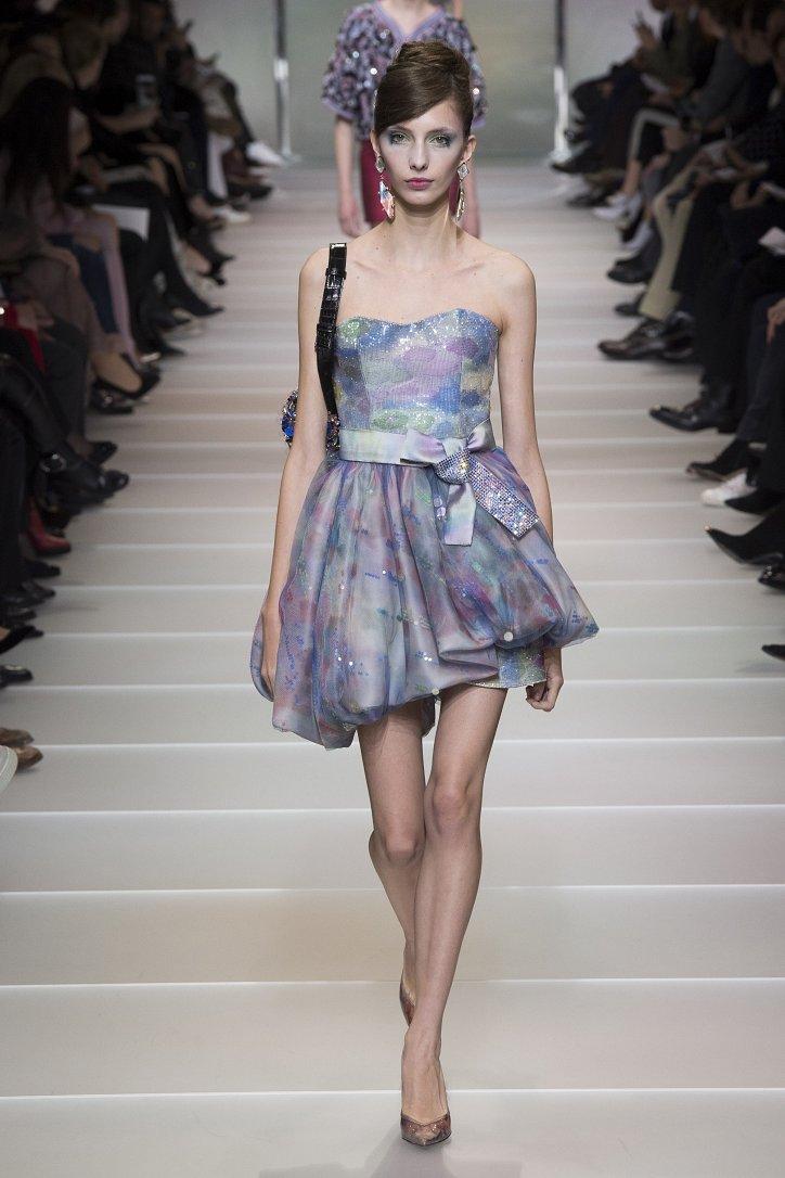 Armani Privé Haute Couture весна-лето 2018 фото №53