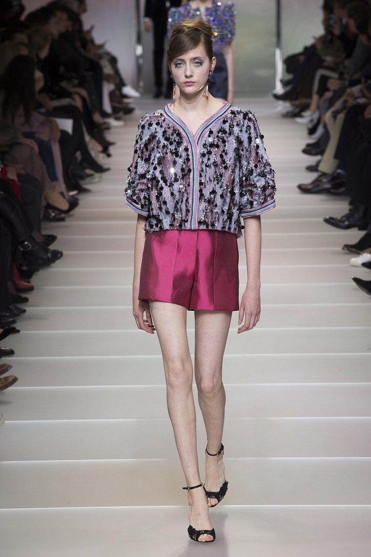 Armani Privé Haute Couture весна-лето 2018 фото №54