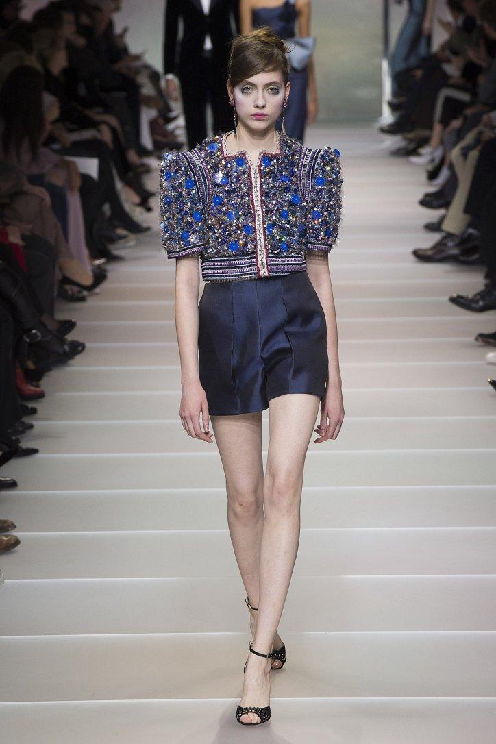 Armani Privé Haute Couture весна-лето 2018 фото №55