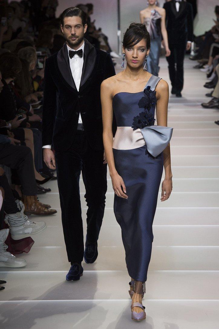 Armani Privé Haute Couture весна-лето 2018 фото №56