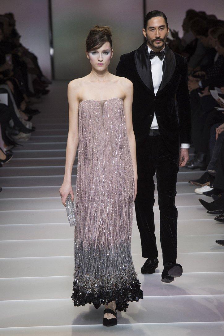 Armani Privé Haute Couture весна-лето 2018 фото №61