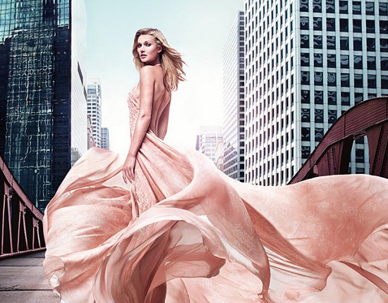 Аромат Elie Saab Le Parfum Rose Couture фото №2