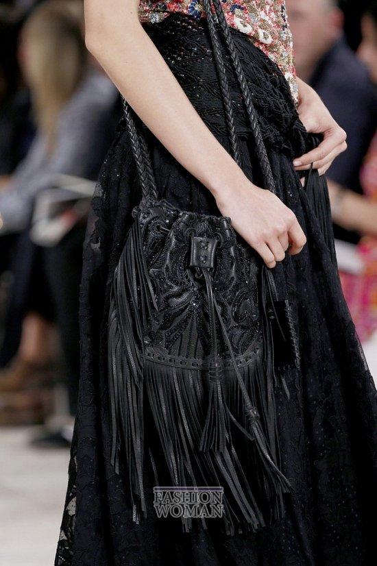 Бахрома - модный тренд сезона весна-лето 2013 фото №14
