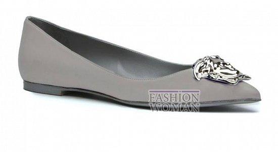 балетки Versace
