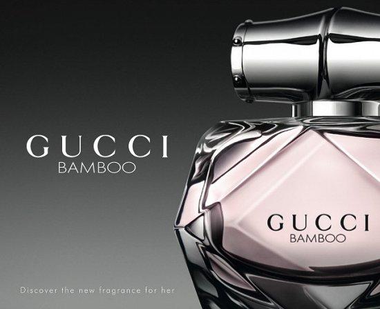 Bamboo - новый аромат Gucci