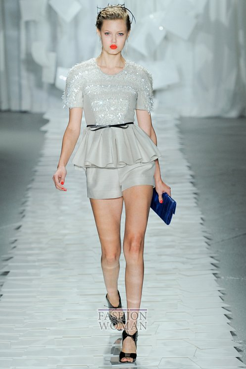 Баска - модный тренд сезона фото №1