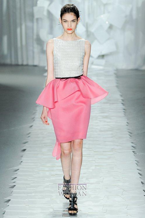 Баска - модный тренд сезона фото №11