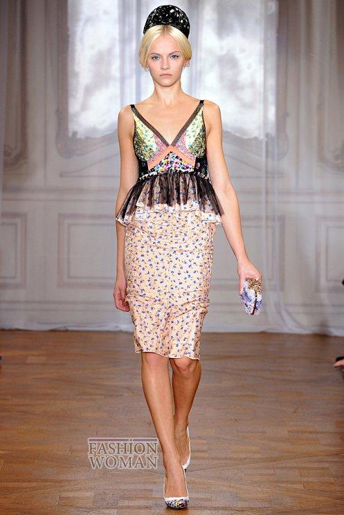 Баска - модный тренд сезона фото №13