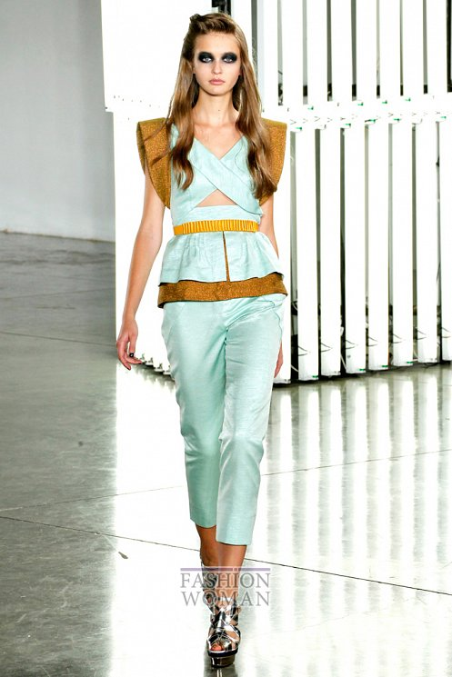 Баска - модный тренд сезона фото №15
